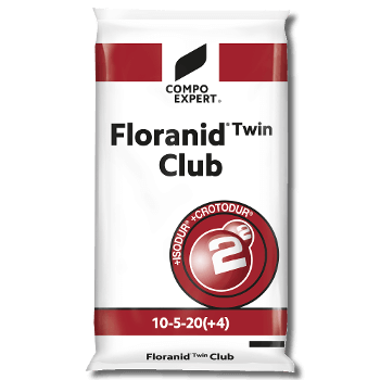 COMPO EXPERT® Floranid® Twin Club