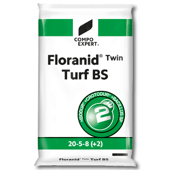 COMPO EXPERT® Floranid® Twin Turf BS