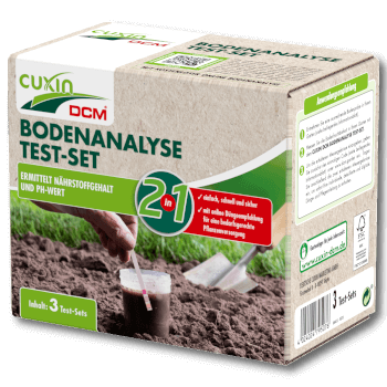 Cuxin Bodenanalyse Test-Set