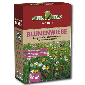 Greenfield Blumenwiese