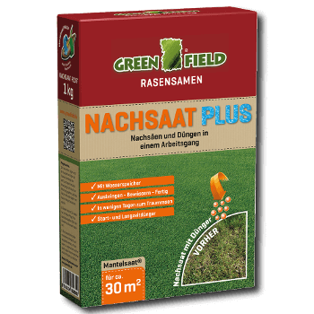 Greenfield Nachsaat Plus